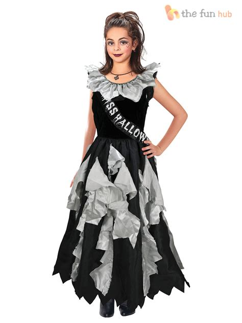 age 8 13 girls zombie school prom queen