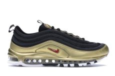 air max 97 plus black and gold nike air max 97 black metallic gold at5458 002