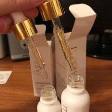 farsali volcanic elixir fake vs real sephora makeup farsali gold elixir readbeware poshmark