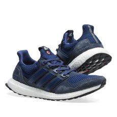 adidas consortium boost adidas consortium x kinfolk ultra boost navy indigo blue end
