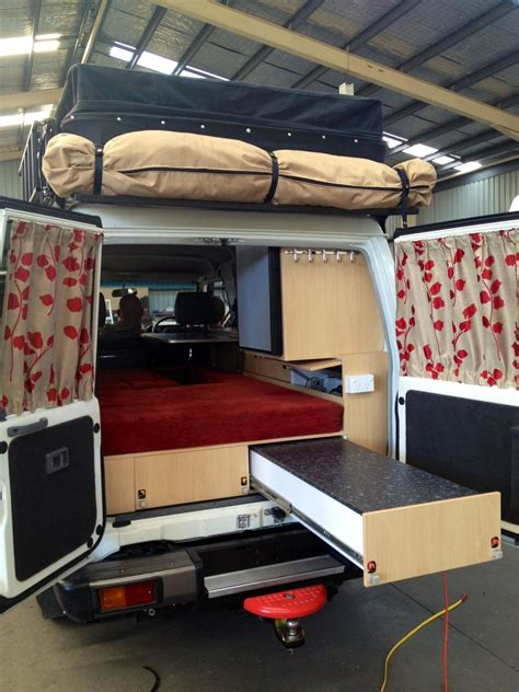 100 cozy cer van bed ideas cer interior