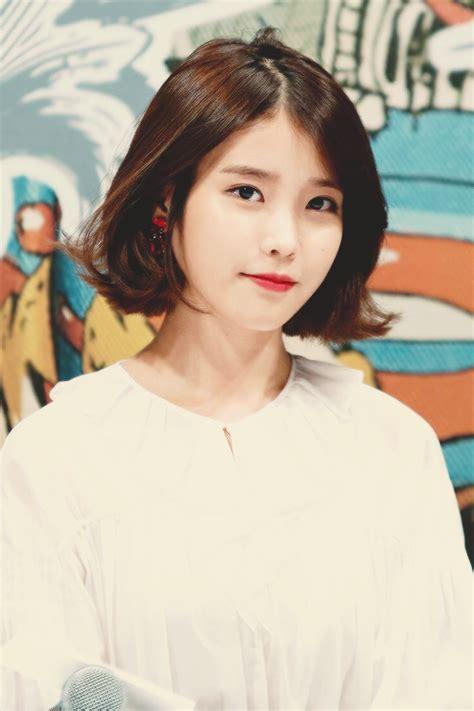 kpop short hair google search medium hair styles