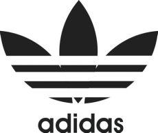 both adidas logos history and meaning adidas logo logaster