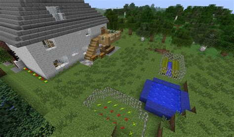 house minecraft minecraft project
