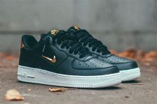 air force 1 jewel black gold nike air 1 07 lv8 quot metallic gold quot hypebeast