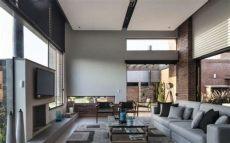 salas grandes y modernas fotos de salas modernas y grandes salas con estilo