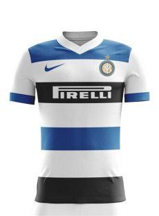 inter milan football kit 17 18 on behance - Jersey Kit Dls 18 Inter Milan