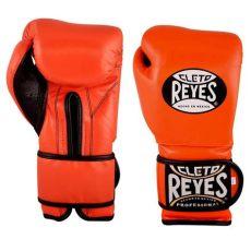 guantes de box cleto reyes 12 oz guantes de entrenamiento con velcro cleto reyes naranja 12 oz