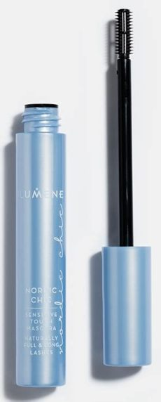 lumene nordic chic sensitive touch mascara black lyko se - Lumene Nordic Chic Mascara