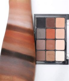 viseart neutral matte palette swatches the viseart neutral palette is the best neutral eye palette around makeup and