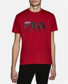 fila x gosha rubchinskiy shirt gosha rubchinskiy cotton x fila logo t shirt in for lyst