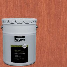 proluxe deck stain ppg proluxe 5 gal hdgsrd st 246 terra cotta cetol srd semi transparent exterior wood finish