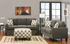 juegos de sala modernos y elegantes bogota sala 14 400 a 11 990 00 en color gris cojines de corativos de regalo promo una muy