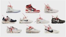 nike x off white the ten best and worst of nike x white