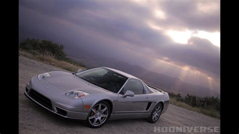 review 2005 acura nsx youtube