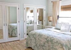 ways to update mirrored closet doors diy closet door ideas twobertis