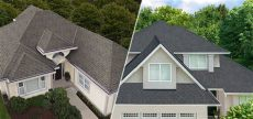 kinds of roof styles types of roofing styles in usa modern house