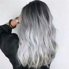 biolustre rev cool grey hair ideas for 2019 that look futuristic 17 hair color silver hair color