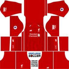 kit liverpool 2018 2019 league soccer kits url 512 215 512 dls 19 - Jersey Kit Dls 18 Liverpool 2019