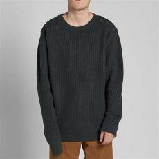 yeezy season 1 sweater yeezy season 1 undestroyed sweater charcoal
