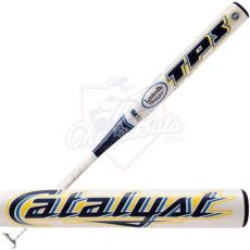 closeout louisville slugger catalyst fastpitch softball bat 10oz fp12c - Louisville Slugger Catalyst Softball