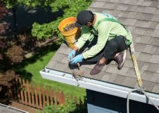 how to unclog a gutter downspout unclogging gutters and clogged downspouts northwest