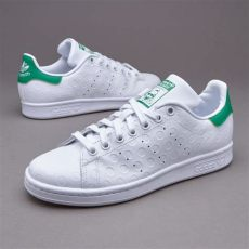 womens originals stan smith shoes womens shoes adidas originals womens stan smith ftwr white green s32262