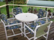 pvc pool deck furniture pvc patio furniture and outdoor deck furniture teak patio furniture