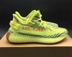 adidas yeezy boost 350 v2 semi frozen yellow steel for sale new jordans 2018 - Yeezy Boost 350 V2 Semi Frozen Yellow On Feet