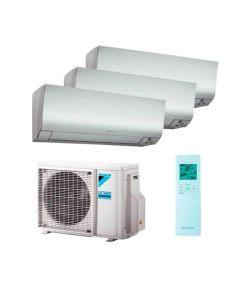 aire acondicionado 3 toneladas split aire acondicionado multi split daikin 3mxm52m 3 ftxm20n tienda climamarket