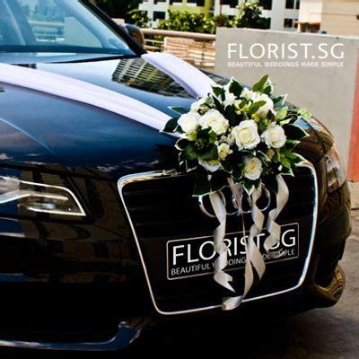 package care essentials bridal car decoration bridal bouquet