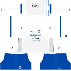 kit dls persib fantasy 2018 puma league soccer kit dls kit persib