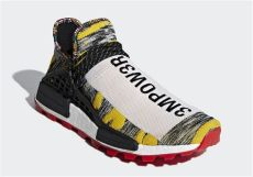 nmd hu pharrell solar pack red pharrell adidas nmd hu solar pack release date sneakernews