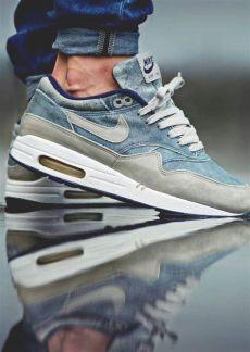nike air max 1 denim soletopia - Nike Air Max 1 Dirty Denim