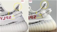 don t get got adidas yeezy boost 350 v2 zebra spotted housakicks - Yeezy Boost 350 V2 Zebra Fake Vs Real