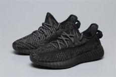 yeezy 350 v2 static reflective black buy adidas yeezy boost 350 v2 static reflective 3m black ef2368 sole look