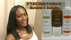 etae hair product reviews e tae hair products review and results