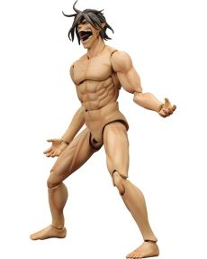 sep208808 attack on titan eren yeager plastic mdl kit previews world - Attack On Titan Eren Titan Form Full Body