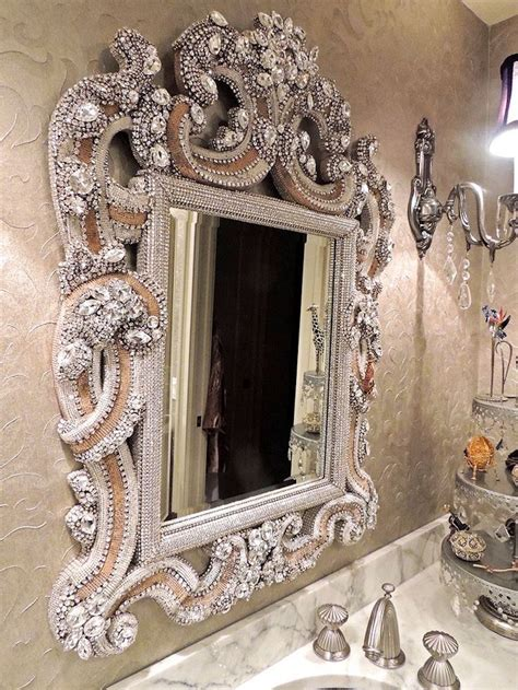 10 spectacular luxury bathroom mirrors delight
