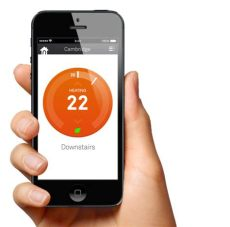 comfortnet thermostat app nest learning thermostat uk release date and price smart heating uk pc advisor