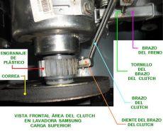 mi lavadora no gira para lavar lavadora samsung no gira la tina metalica yoreparo
