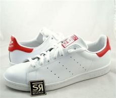 adidas stan smith shoes red new adidas originals mens stan smith shoes running white m20326 tennis ebay