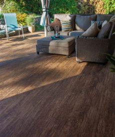 vinyl deck flooring installation tufdek deck colors designer birch vinyl plank flooring