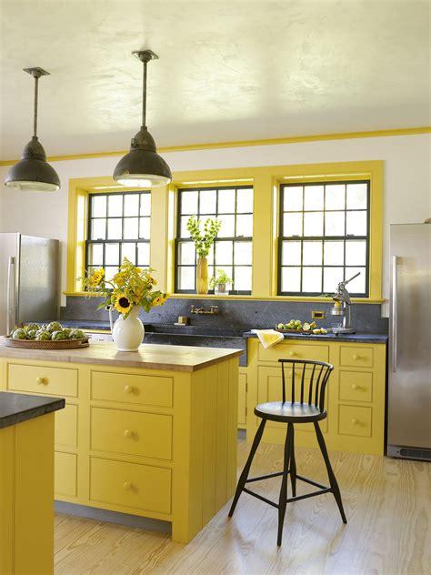 read paint kitchen cabinets farmhouse style kitchen yellow