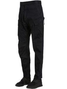 nikelab acg cargo pants black lyst nike nikelab acg cargo in black for