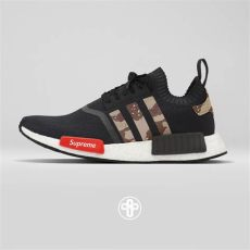 supreme x adidas nmd r1 desert camo chaussure adidas homme chaussures homme et chaussure - Supreme X Adidas Nmd R1 Desert Camo