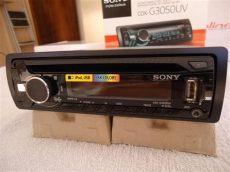 autoestereo sony no responden los botones autoestereo sony cdx g3050uv 1 415 00 en mercado libre