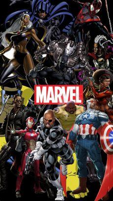 marvel superheroes wallpaper for android marvel black iphone wallpaper i made marvel