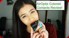 air optix contacts review air optix colored contacts in hazel review