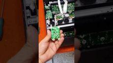 autoestereo sony no responden los botones modular sony hcd zx8 se bloquea no responden los botones frontales